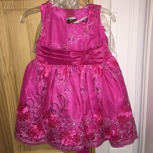 Beautiful little girls dress 18 months